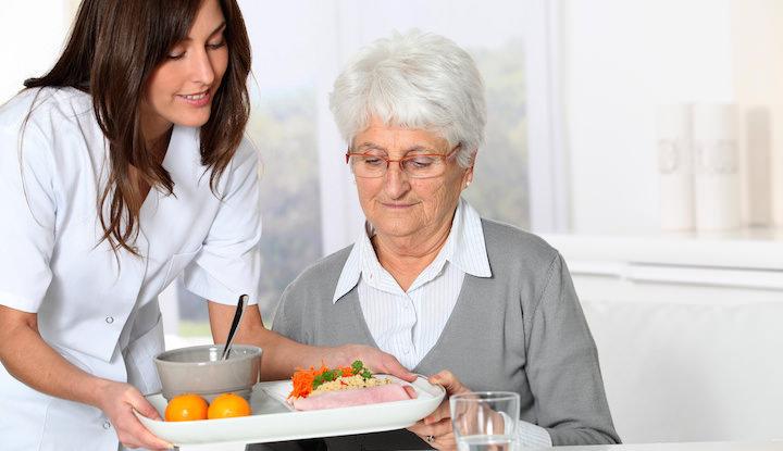 Aide à la préparation aux repas